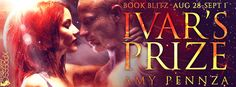 Ivar's Prize by Amy Pennza Publication date: July 2017 Genres: Adult, Romance, Science Fiction Nadia Green has eve. Sept 1, Romance Authors, Blitz, Prison, Science Fiction, Giveaway, Amy, Fangirl, In This Moment