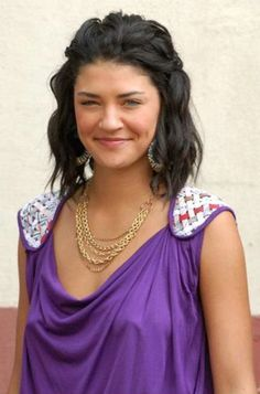 Jessica Szohr Hair by passionff, via Flickr