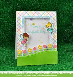 fairy friends | Lawn Fawn