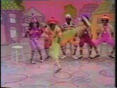 I'm not sure what this is, but it has Rerun, Shabba Doo, Toni Basil, and Sigmund Seamonster dancing in a dayglo daydream.