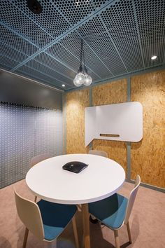 People's Choice Credit Union Offices – Adelaide – Babila, Pedrali #officedesign