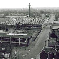 Wollenstoffen en deken fabriek. AaBe merknaam leeft nog steeds voort