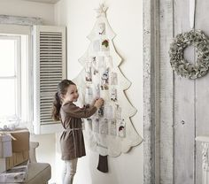 Telluride Natural Advent Calendar | Pottery Barn Kids