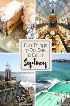 10 Fun Things To Do in Sydney, Australia Looking for fun things to do in Sydney? These awesome experiences and delicious foods are a no-fail way to make the most of your visit! 10 Fun Things To Do in Sydney, Australia - Ferreting Out the Fun Brisbane, Perth, Melbourne, Australia Travel Guide, Visit Australia, Western Australia, Australia Trip, Manly Beach Australia, South Australia