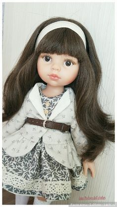 Пошились новые наряды для девочек Готц и Паола Рейна / Куклы Паола Рейна, Paola Reina / Бэйбики. Куклы фото. Одежда для кукол
