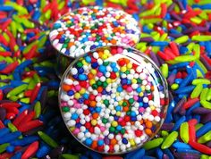 candy sprinkle plugs