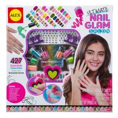 Ultimate Nail Glam Salon from Alex Toys
