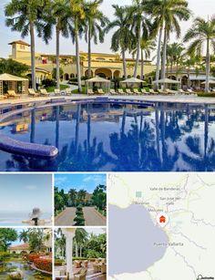 Ce bel hôtel confortable de Puerto Vallarta est entouré de jardins tropicaux, à seulement 500 m de la plage et à 15 min à pied du centre-ville. Les transports publics sont également facilement accessibles à pied (300 m).