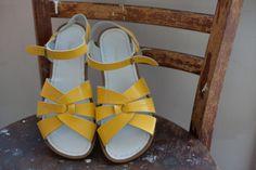 Premium Yellow Shiny Salt-Water Originals from sunsansandals.co.uk