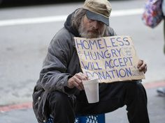 How would you help #homeless and hungry people? Take the poll and #vote now!