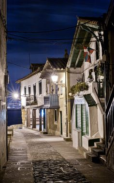 Puerto Viejo de Algorta, Getxo, Bizkaia
