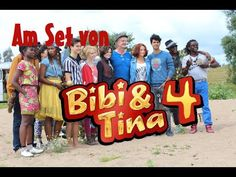 Set-Besuch bei BIBI & TINA 4 || Tohuwabohu Total - YouTube