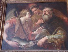 Raphael and Tobias: Iconography