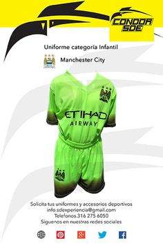 Arranca actividades deportivas con una excelente imagen. Linea infantil. #uniformes #accesorios #indumentaria #ropadeportiva #condorsd