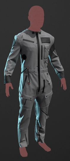 Marvelous Designer / Design & Entertainment Software It is used as a modeling tool to create high-resolution clothes such as intricately pleated dresses and rugged uniforms. It allows you to enhance quality of clothes and save your time. 3d Character, Character Outfits, Character Design, Space Suit Costume, 3d Fashion, Fashion Design, Mens Fashion, Spaceship Design, Tactical Clothing