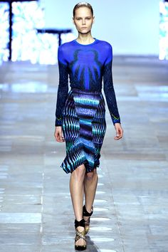 Peter Pilotto, graphic print