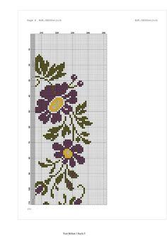 Diy Crafts Hacks, Diy Home Crafts, Cross Stitch Rose, Cross Stitch Charts, Embroidery Dress, Hand Embroidery, Chrochet, Crochet Doilies, Stitch Patterns