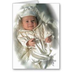 Baptism thank you Baptism Thank You Cards, Thank You Greeting Cards, Thank You Card Design, Custom Thank You Cards, Paper Texture, Portrait, Prints, Color, Appreciation Cards