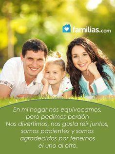 Entra a www.familias.com por artículos para mejorar tu vida familiar y amorosa