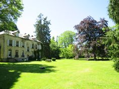 Stay at this luxurious 10 BR Chateau and fall in love on your next PARIS vacation. http://www.chateau-de-poigny.com