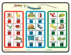 """Crazy /l/ Sentences"" Speech Artic Activity - Jackie Golden - TeachersPayTeachers.com"