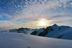 vedere rasasrit aguille de midi Mountains, Classic, Nature, Travel, Mont Blanc, Derby, Naturaleza, Viajes, Destinations