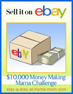 http://www.stay-a-stay-at-home-mom.com/starting-a-business-on-ebay.html Sell it on eBay!