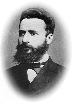 Hristo Botev, Bulgarian revolutioner and poet.