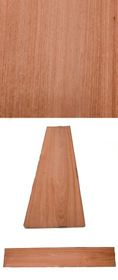 Other Wood and Project Materials 183160: Blue Gum 161.0Cm X 28.0Cm - 2 Sheets Wood Veneer -> BUY IT NOW ONLY: $48 on eBay!