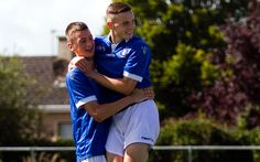 Limerick FC trio Paudie O'Connor, Shane Walsh and Ross Mann have expressed their delight at receiving a call-up to Paul Doolin's Republic of Ireland Under-18 squad for the upcoming friendlies against Wales.