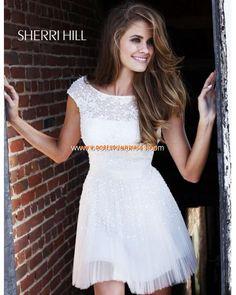 47acfdbf7281e Another rach dress.The Bachlorette Party dress.or bridal shower dress.  Eartha Hill · Robe de soirée blanche
