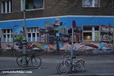 Kreutzberg gatekangs. Byopplevelser til fots i Berlin