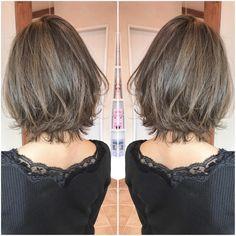 Pin on ヘアスタイル Pin on ヘアスタイル Medium Hair Styles, Short Hair Styles, Layered Haircuts, Hairstyles Haircuts, Short Hairstyles For Women, Hair Today, Pink Hair, Short Hair Cuts, Hair Makeup