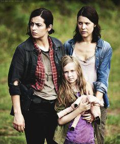 FAMILY ~ TARA / LILY / MEGAN