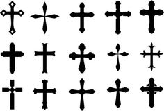 Different crosses