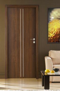 Single Door Design, Home Door Design, Wooden Front Door Design, Bedroom Door Design, Ceiling Design Living Room, Door Design Interior, House Front Design, Modern Bedroom Design, Porte Design