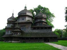 Saint George Church (late 15th century) Drohobych, Ukraine (Lviv region)