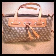 I just discovered this while shopping on Poshmark: Dooney & Burke bag. Check it out!  Size: OS