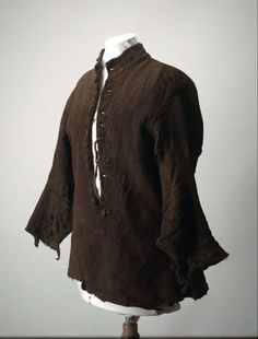 Jacket, late 17th century, Scottish.
