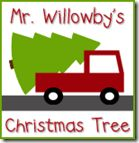 These printables were created to use with the book Mr. Willowby's Christmas Tree by Robert Barry. A reader emailed me a few weeks ago and said it was her husband's favorite book growing up. I'd never heard of it, but ordered it and fell in lo