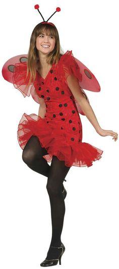 Halloween Costumes For Teens Women Teen Costume Ladybug