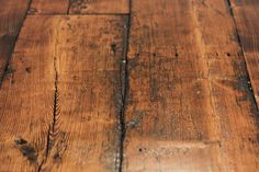 Old Wood Table Top, old farmhouse dining table - Decor DSGN