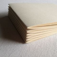 This tutorial will show you how to make a good quality, archival book from beginning to end. Book binding requires a lot of patience and practice, but the result is a beautiful work of art that you. Homemade Books, Diy Notebook, Notebook Covers, Journal Covers, Journal Notebook, Bookbinding Tutorial, How To Make Drawing, Stitch Book, Paper Book