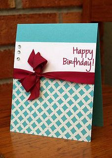 Happy Birthday by The Stamps of Life, via Flickr