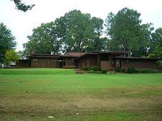 Rosenbaum House - Frank Lloyd Wright