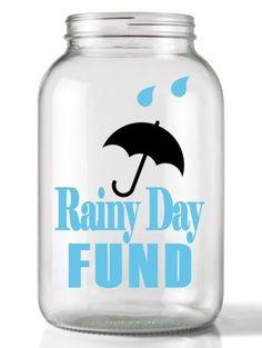 Items similar to Piggy Bank Coin Jar, Rainy Day Fund, Coin Bank on Etsy Piggy Bank Coin Jar, Rainy Day Fund, Coin Bank by TheCraftShackDesigns on Etsy<br> Mason Jar Bank, Mason Jar Gifts, Mason Jars, Rainy Day Fund, Coin Jar, Painted Jars, Painted Pottery, Savings Jar, Money Jars