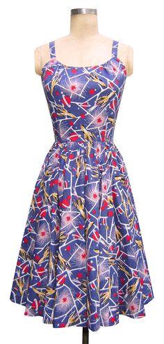 50s Inspired Annette Dress   Trashy Diva Clothing