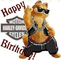 Happy Birthday! Harley. Davidson