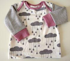 Bootshauskind: Babyshirt für den Herbst