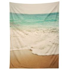 Bree Madden Ombre Beach Tapestry   DENY Designs Home Accessories